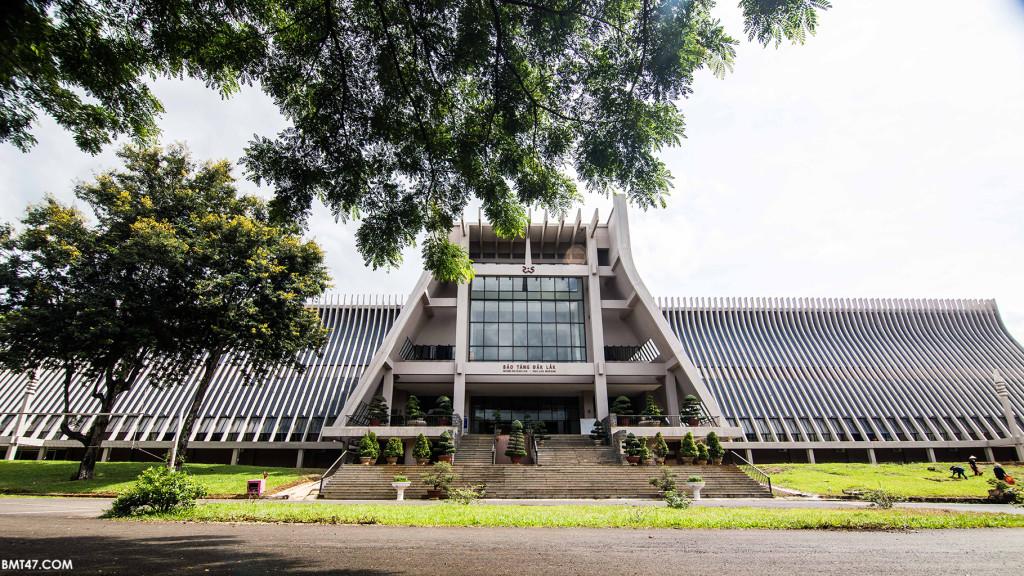 Bảo tàng Đăk Lăk nơi lưu giữ giá trị di sản văn hóa các dân tộc Tây Nguyên