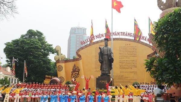 Tưng bừng Đại lễ 1000 năm Thăng Long - Hà Nội