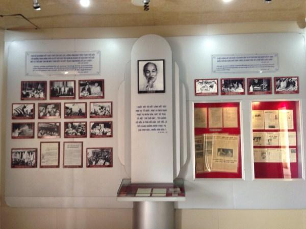 Bảo tàng Hồ Chí Minh với việc bảo tồn và phát huy các giá trị di sản Hồ Chí Minh