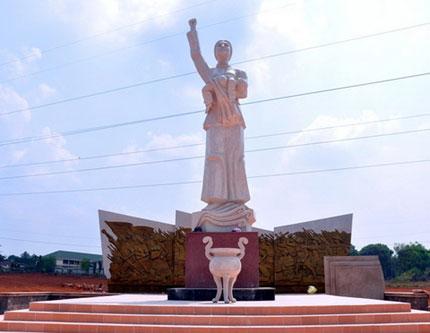 Đắc Lắc khánh thành tượng đài Mậu Thân 1968