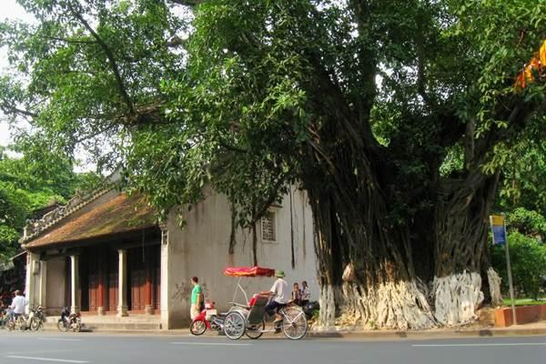 Đền Ba Kiệu - Một Di tích thờ Mẫu đặc sắc tại Hà Nội