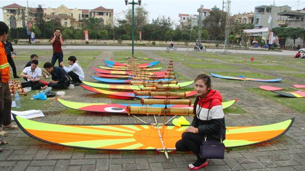 Những Lễ hội chính thả Diều Sáo ở Việt Nam