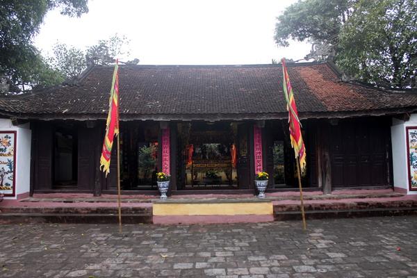 Lý Nam Đế trong đời sống văn hóa của người dân làng Giang Xá, huyện Hoài Đức, Hà Nội