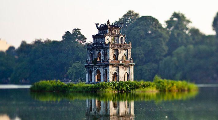 Tìm hiểu thêm về tên Hồ Trả Gươm