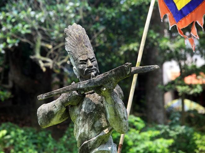 Khu di tích có giá trị đặc biệt của Thủ đô Hà Nội-Thành Cổ Loa