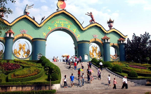 Kết quả hình ảnh cho Hồ Núi Cốc – Thái Nguyên
