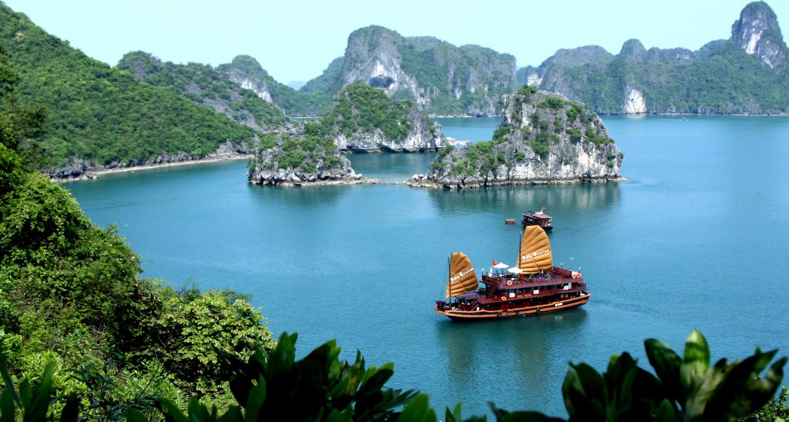 Vịnh Hạ Long (Ảnh: TL)