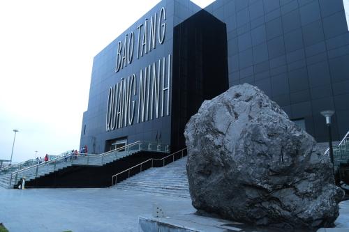 Bảo tàng Quảng Ninh đẹp - độc - lạ