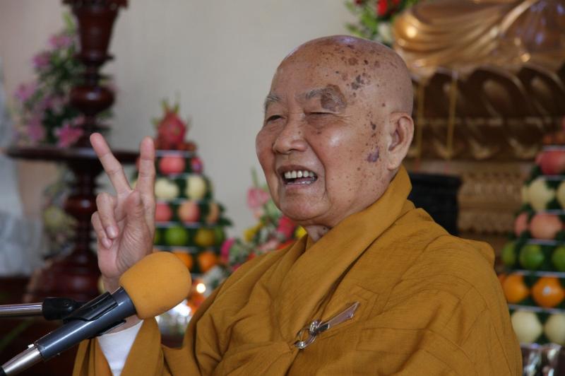 Hòa thượng Thích Thanh Từ - Người phục hưng thiền phái Trúc Lâm Việt Nam thế kỷ 20-21