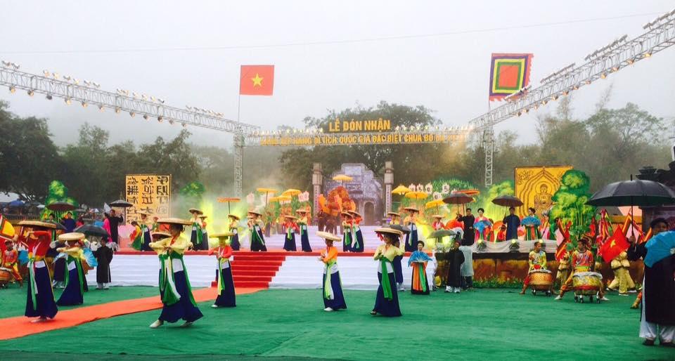 Hội chùa Bổ Đà