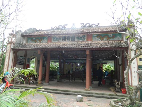 Đền thờ Hoàng phi Trinh Liệt tôn thần Lê Thị Ngọc Ân