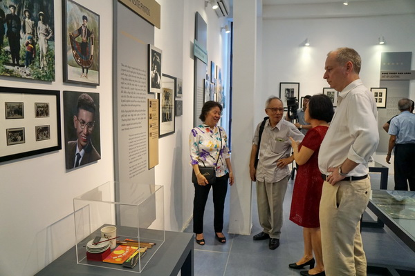 Bảo tàng Nhiếp ảnh Lai Xá - Câu chuyện làm bảo tàng thôn đầu tiên