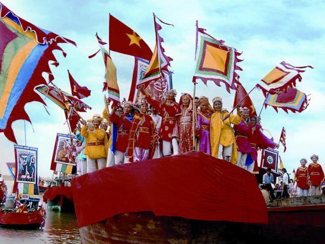 Bảo tồn và phát huy lễ hội truyền thống gắn phát triển du lịch ở Tiền Giang