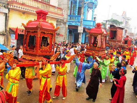 Lễ hội Cầu ngư, nét văn hóa độc đáo của người dân vùng biển xứ Thanh