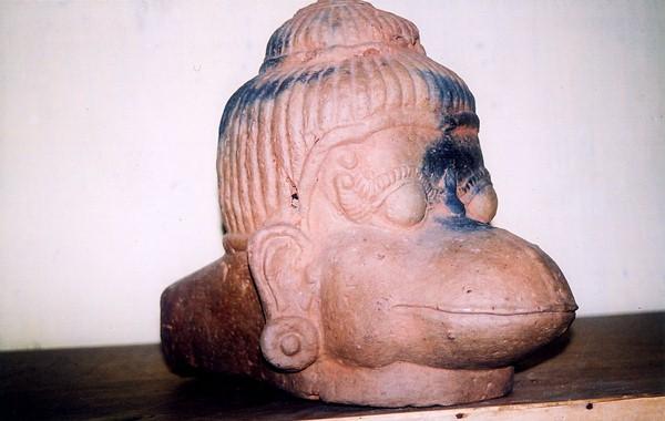 Tượng gốm đất nung -  Đỉnh cao gốm cổ Gò Sành