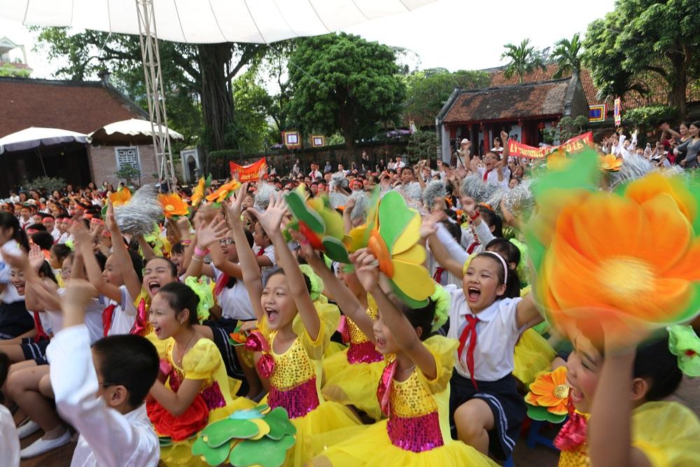 Hoạt động văn hóa, du lịch tại Di tích Văn Miếu - Quốc Tử Giám