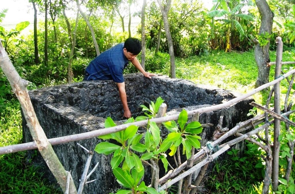 Bí ẩn về những cái giếng ở Hà Tĩnh