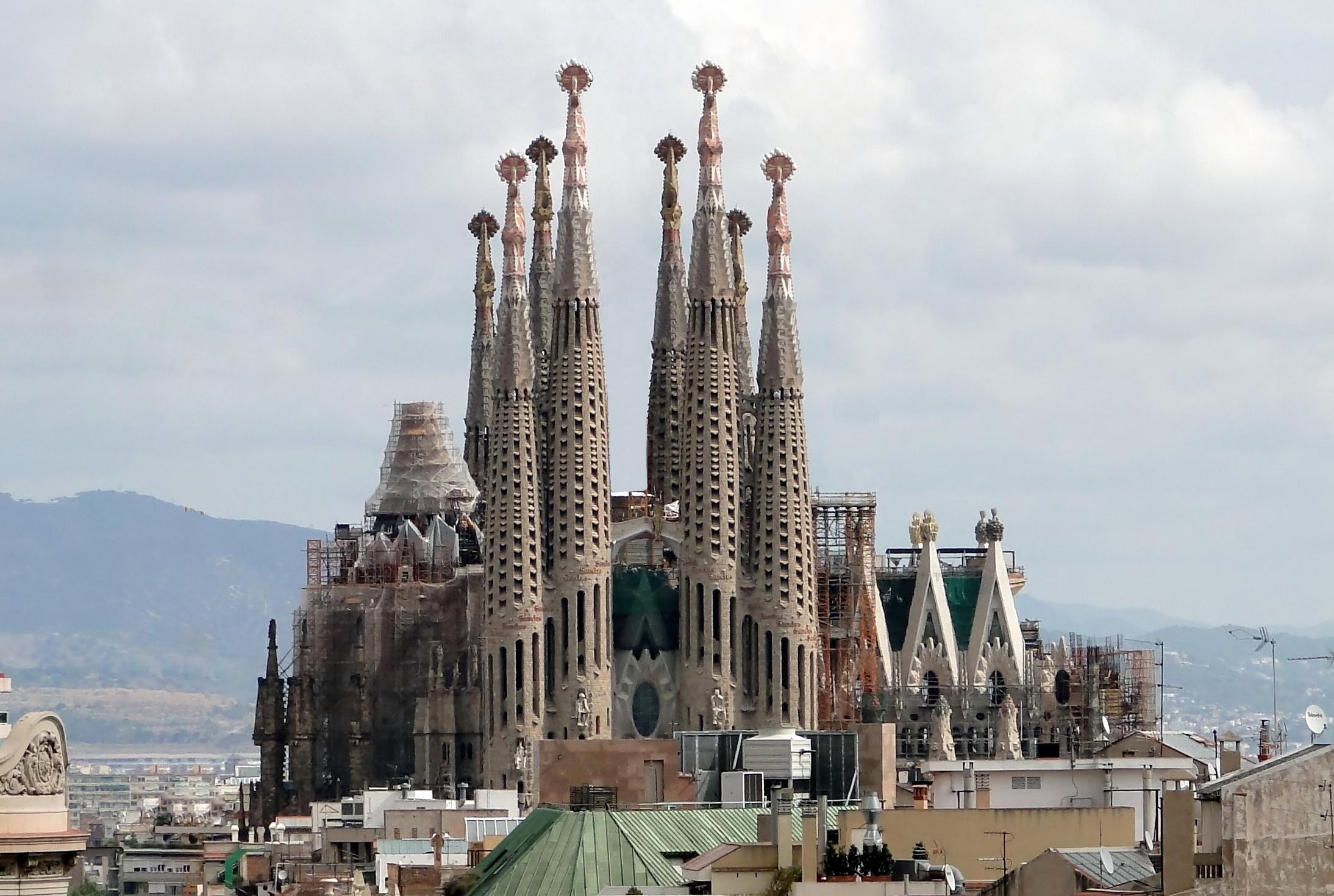 Thánh đường Sagrada Familia: Công trình xuyên thế kỷ