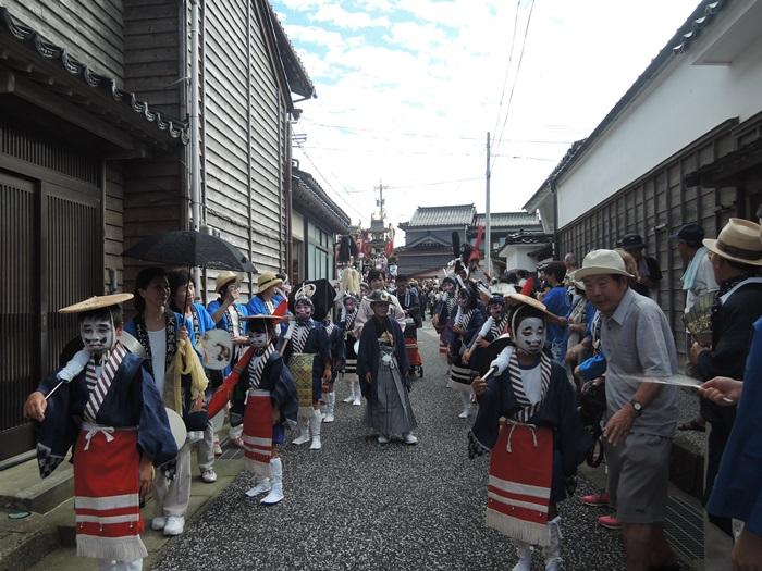 Bảo tồn lễ hội truyền thống nhìn từ Lễ hội Kuroshima Tenryo