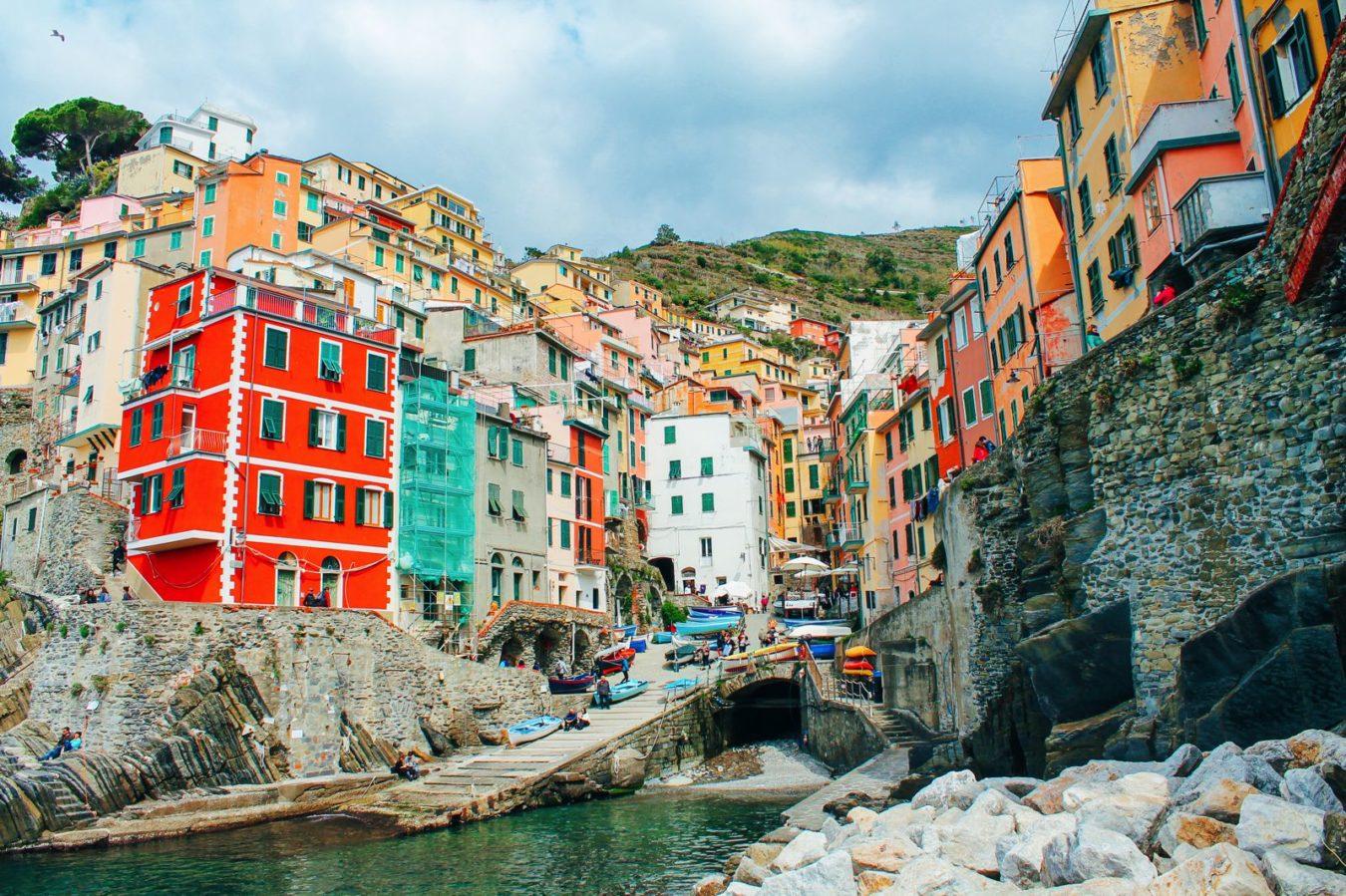 Cinque Terre - Thiên đường sắc màu Địa Trung Hải