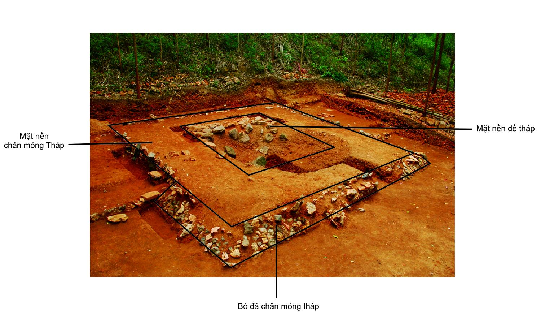 Di tích kiến trúc chùa, tháp thời Trần ở Thương cảng Vân Đồn - Quảng Ninh