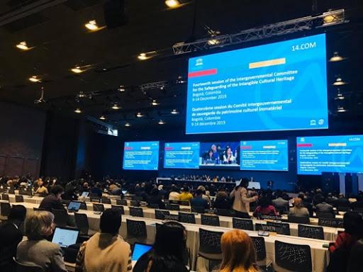 Kỳ họp lần thứ 15 Ủy ban liên Chính phủ Công ước UNESCO 2003  tổ chức dưới hình thức trực tuyến