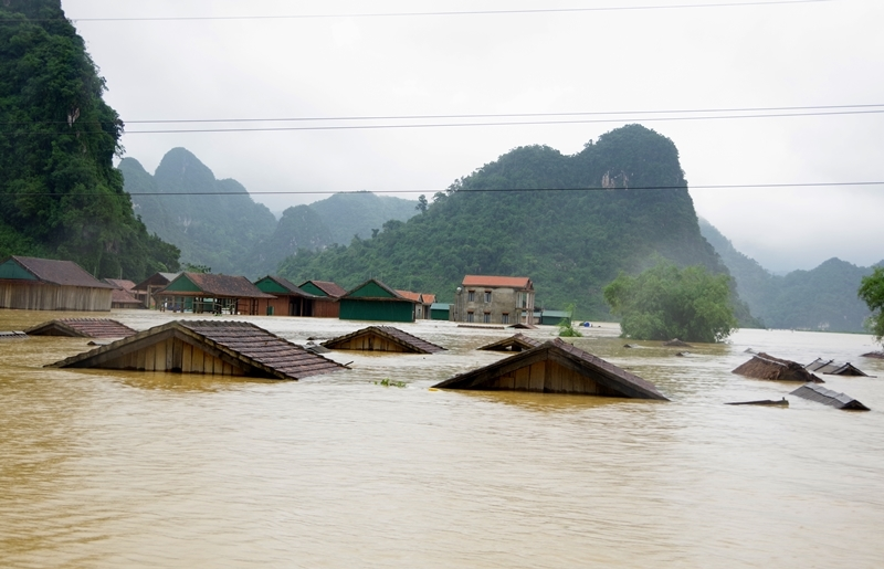 Hội Di sản Văn hóa Việt Nam ủng hộ đồng bào miền Trung