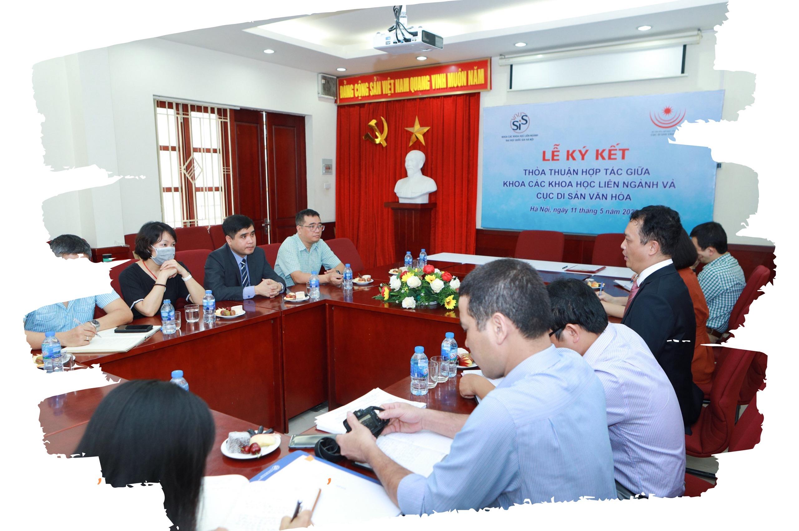 Đại học Quốc gia Hà Nội: Giải mã lợi thế của chương trình đào tạo bậc cử nhân đầu tiên ở Việt Nam về di sản