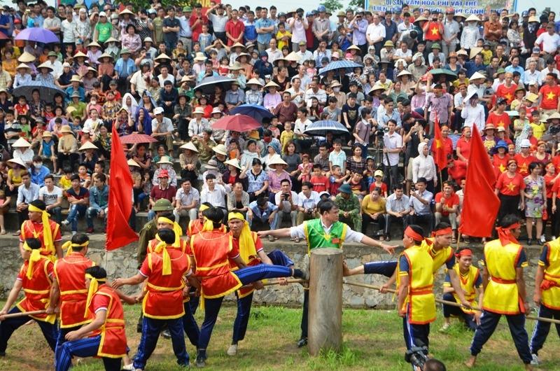 Thành lập Câu lạc bộ Mạng lưới cộng đồng Di sản Kéo co Việt Nam
