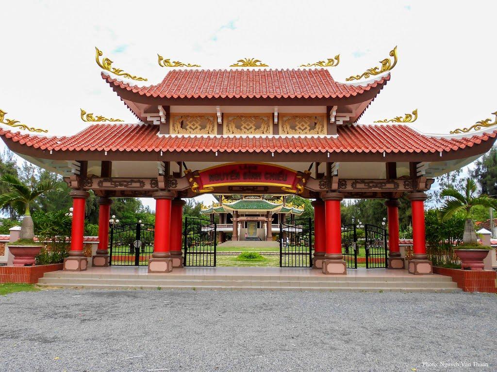 Di tích Quốc gia đặc biệt Khu tưởng niệm danh nhân Nguyễn Đình Chiểu