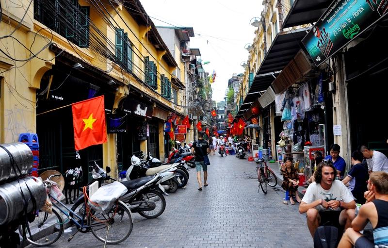 Phát triển du lịch góp phần bảo tồn Phố cổ Hà Nội
