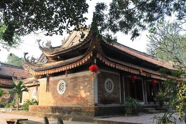 Chùa Tây Phương -  Di tích quốc gia đặc biệt của thủ đô Hà Nội